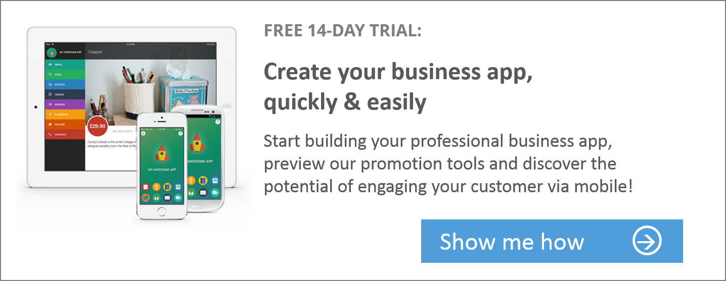 Start a free 14-day trial!