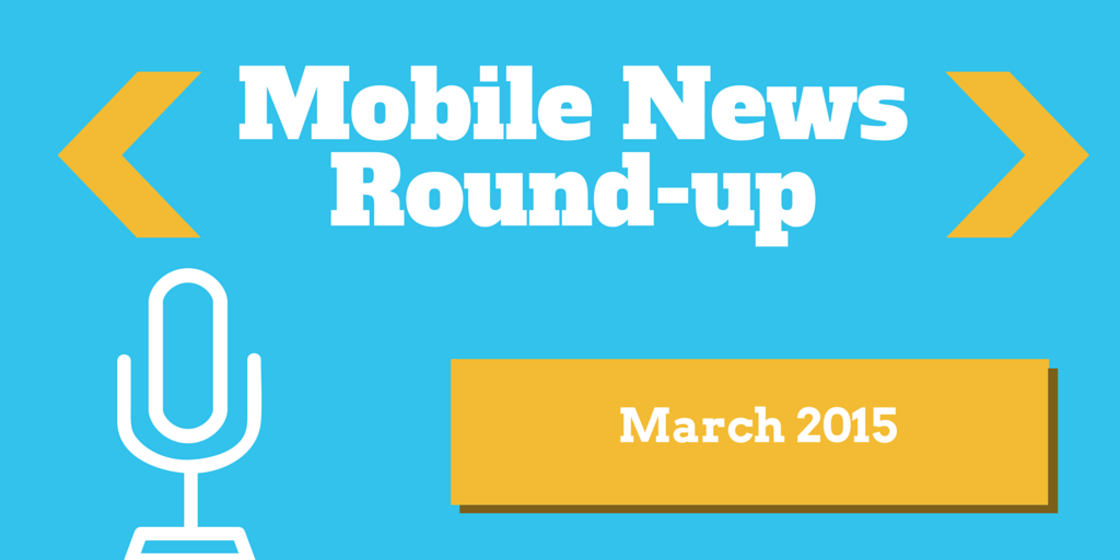 Mobile News Round-up (3)