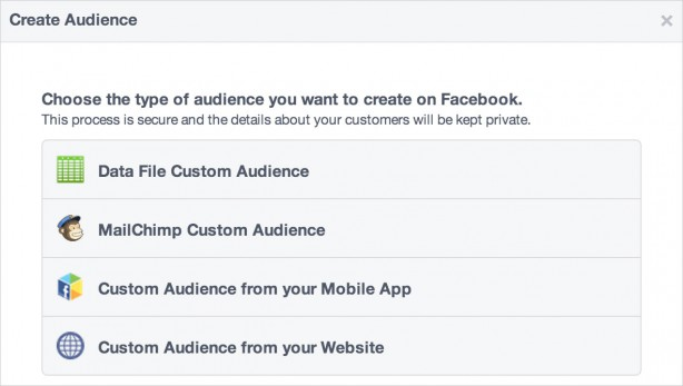 Creating Custom & Lookalike Audiences for your mobile app is quick, easy and unbelievably effective (Source: Facebook)