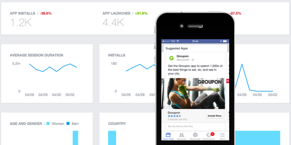facebook app install ads cut cpi improve targeting